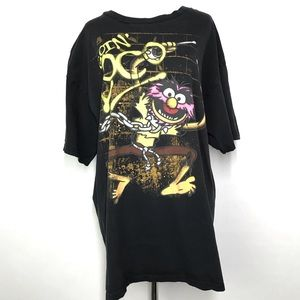 the Muppets Goin Loco T Shirt